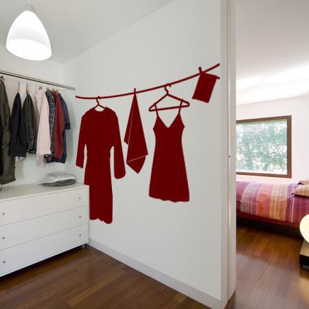 stickers fil linge stickers malin. Black Bedroom Furniture Sets. Home Design Ideas