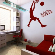 Stickers Basketteur Dunk