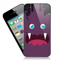 Stickers iPhone Mme Monstre