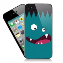 Stickers iPhone Mr Monstre