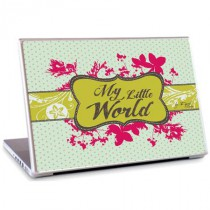 Stickers PC little world