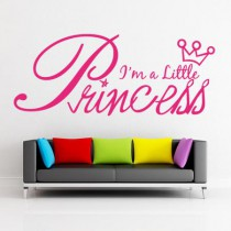 Stickers Little Princess