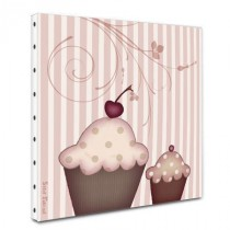 Tableau toile Cup Cake