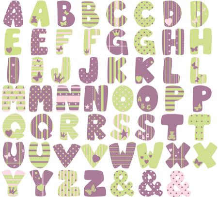 stickers lettre s2 alphabet sticker tonic stickers malin. Black Bedroom Furniture Sets. Home Design Ideas