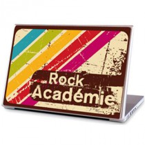 Stickers PC Rock Academy