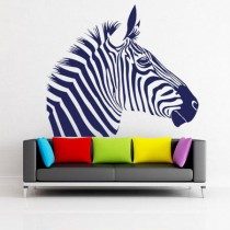 Stickers Zebre