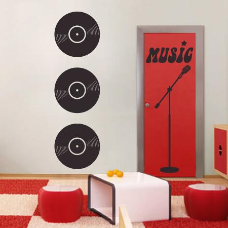 La maison est où Nous traitons nos Wall Art Autocollant-Wall Sticker VINYL TRANSFERT Decal