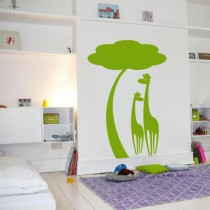 Stickers Arbre nuage