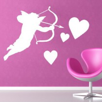 Stickers Ange Cupidon