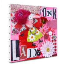 Toile Pink Lady