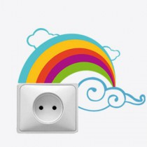 Stickers Prise Rainbow