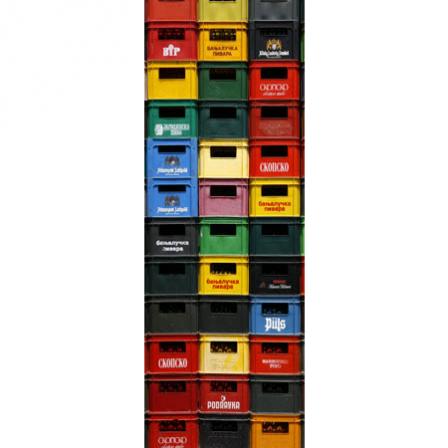 stickers porte vertical caisses de biere stickers malin. Black Bedroom Furniture Sets. Home Design Ideas