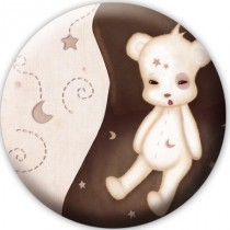 Badge Ourson Sweety