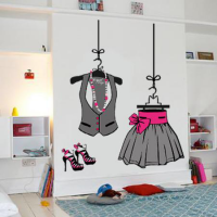 Stickers new dressing stickers malin - Stickers portes de placard ...