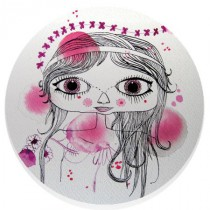 Badge demoiselle 3