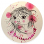 Badge demoiselle 4