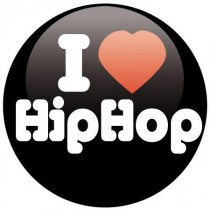 Badge I love HipHop
