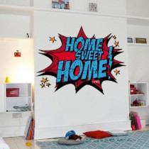 Stickers BD Home Sweet Home