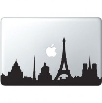 Stickers Mac Paris