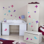 Stickers Papillons Aurore