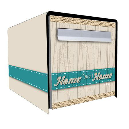 stickers bo te aux lettres bord de mer stickers malin. Black Bedroom Furniture Sets. Home Design Ideas