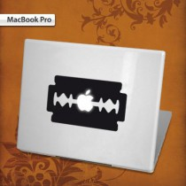 Stickers Mac Razor