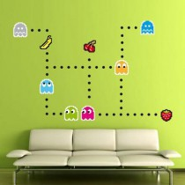 Stickers retro gaming 01