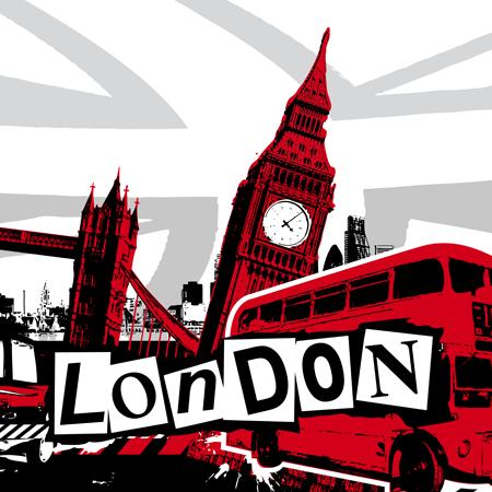 stickers interrupteur london graphic 2 stickers malin. Black Bedroom Furniture Sets. Home Design Ideas