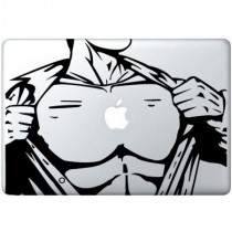 Stickers Apple Man
