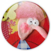 Badge Pouet pouet