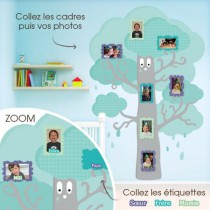 Stickers Arbre a Nuages et Photos