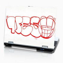 stickers PC horizontal graffiti yes