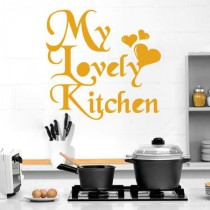 Stickers My Lovely Kitchen