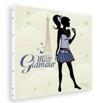 Tableau Little Miss Glamour