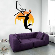 Stickers Basketball player