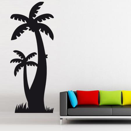 stickers arbre jungle mono stickers malin. Black Bedroom Furniture Sets. Home Design Ideas