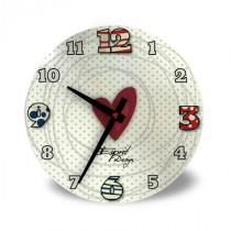 Horloge Grey Love Kids