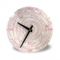 Horloge Pink Enchanted