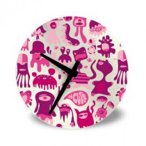 Horloge Monster toy