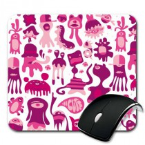Tapis de souris Monster toy