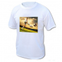 T-shirt sport photo personnalisé