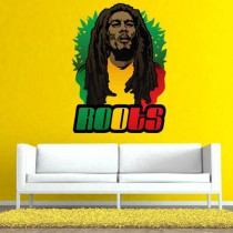 Stickers Roots reggae