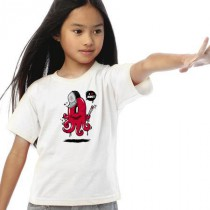 Tee shirt enfant I love sushi