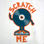 Sweat homme Scratch me