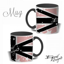 Mug Color Rose Rock