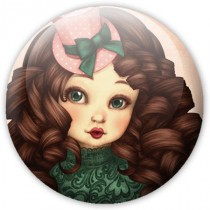 Badge Baby Doll