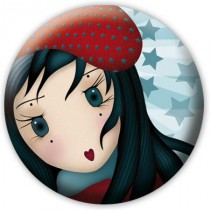 Badge Luna Paris