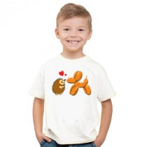 Tee-shirt enfant amour impossible