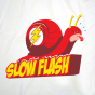 Tee-shirt homme col rond slow flash