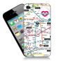 Stickers iPhone Love Map